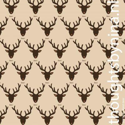 15006_Kerst deer
