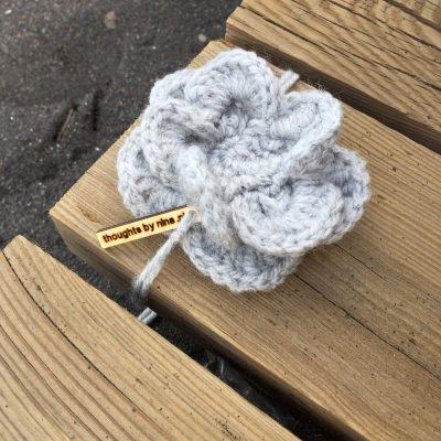 grijze bloem